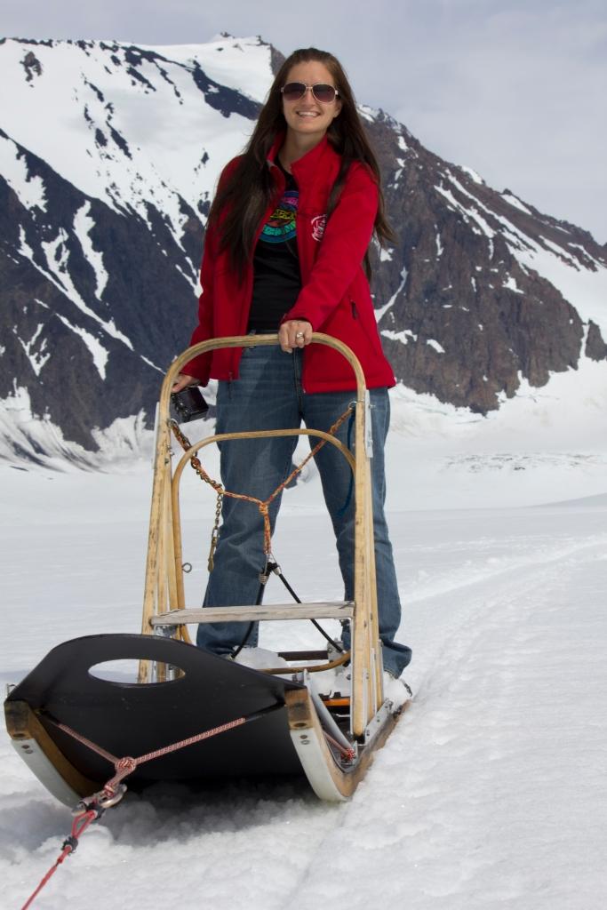 Travel Adventure Alaska Dog Sledding