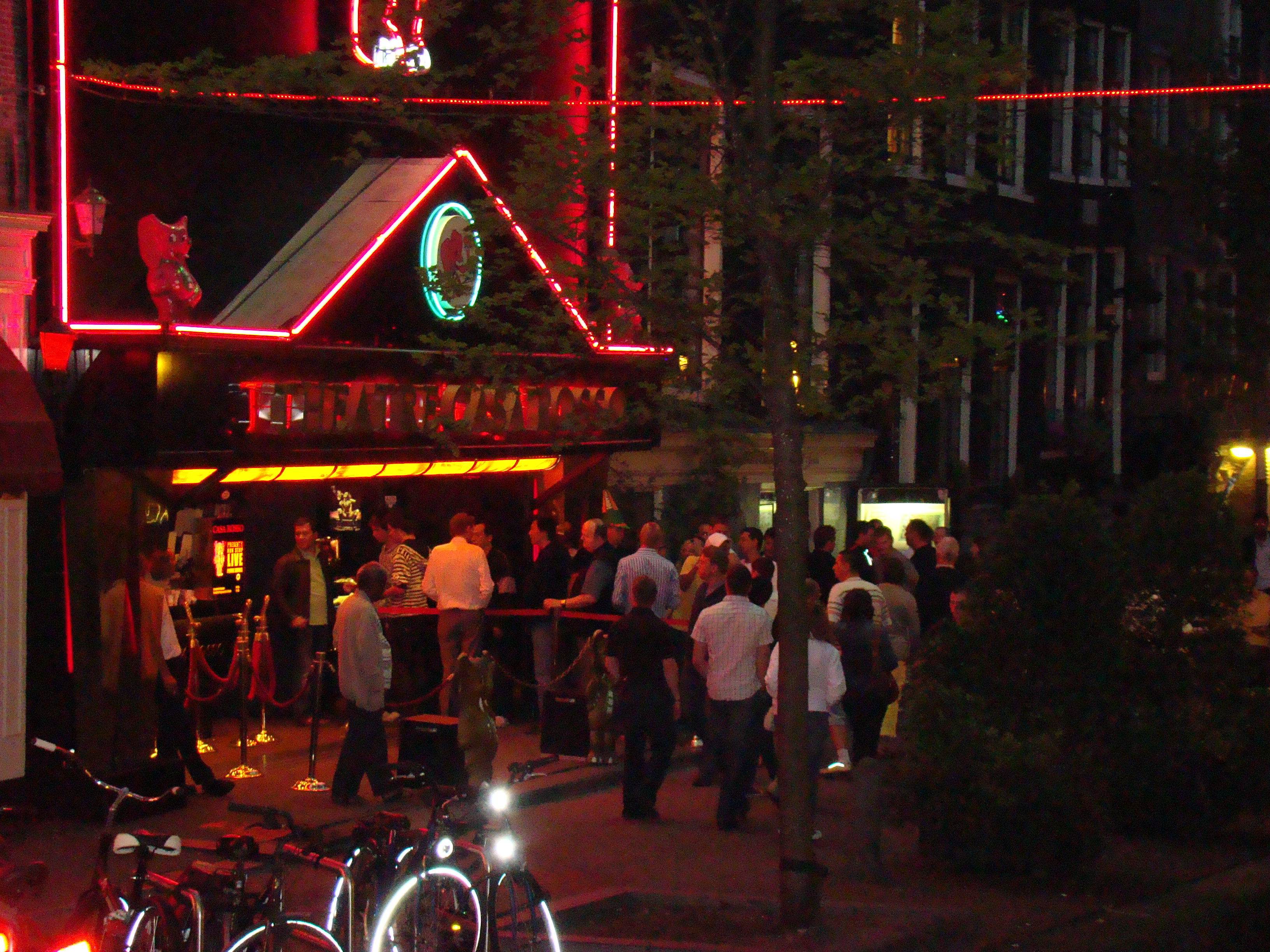 Amsterdam swinger clubs