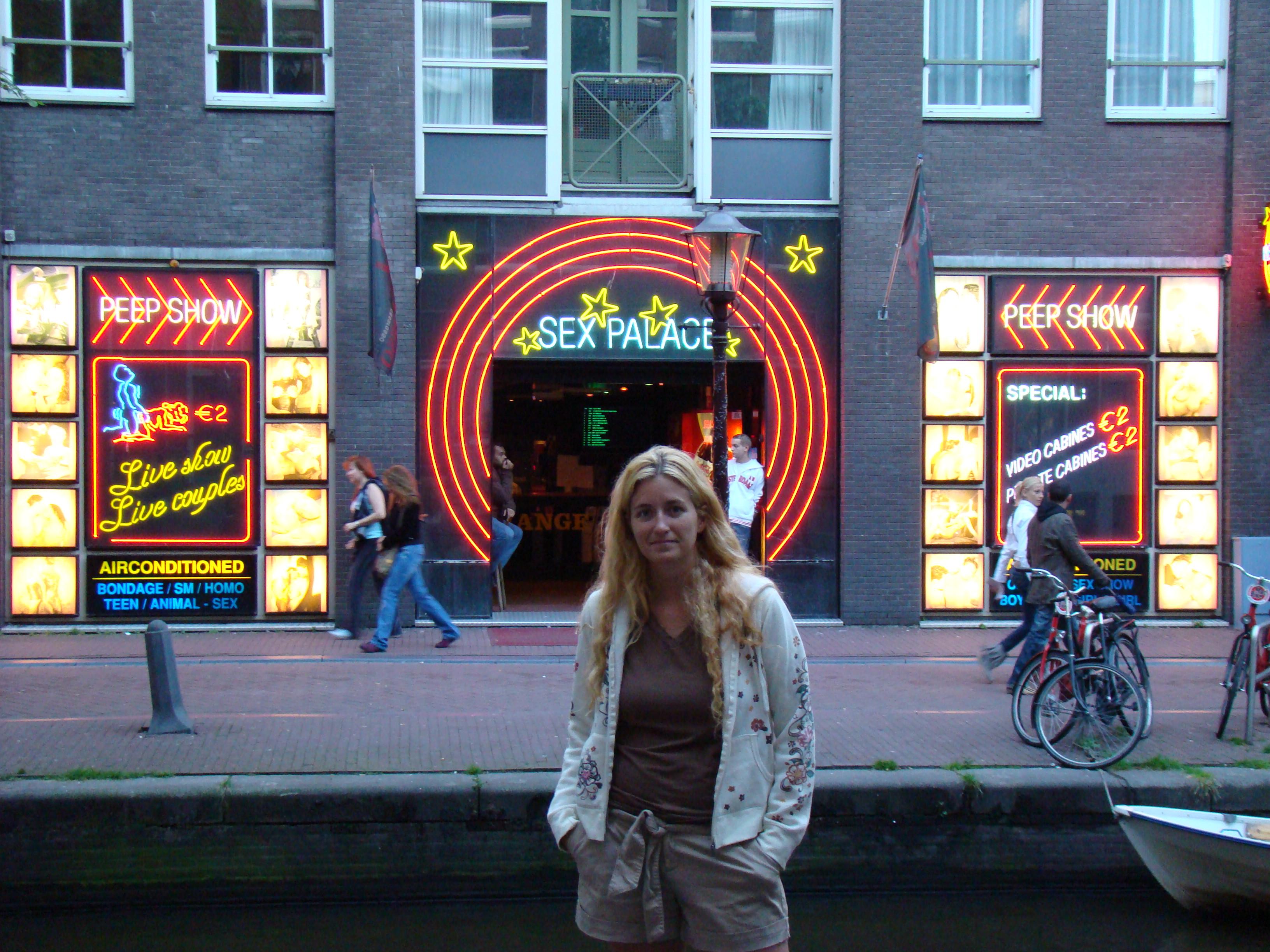 Sex dating amsterdam