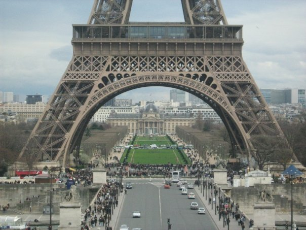 669 Steps to Heaven – Walking the Eiffel Tower | Bucket List