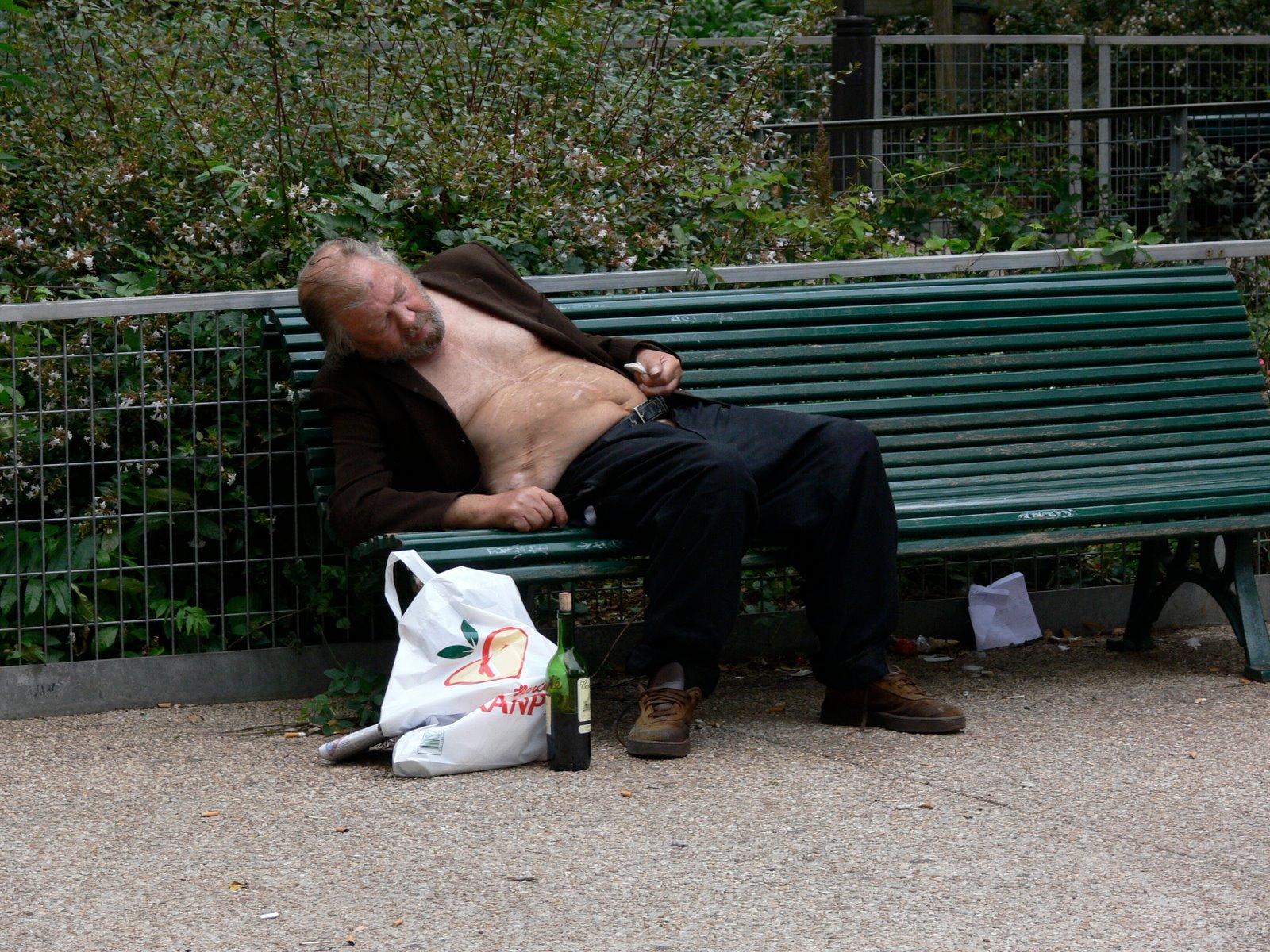 I Sleep With Homeless Men