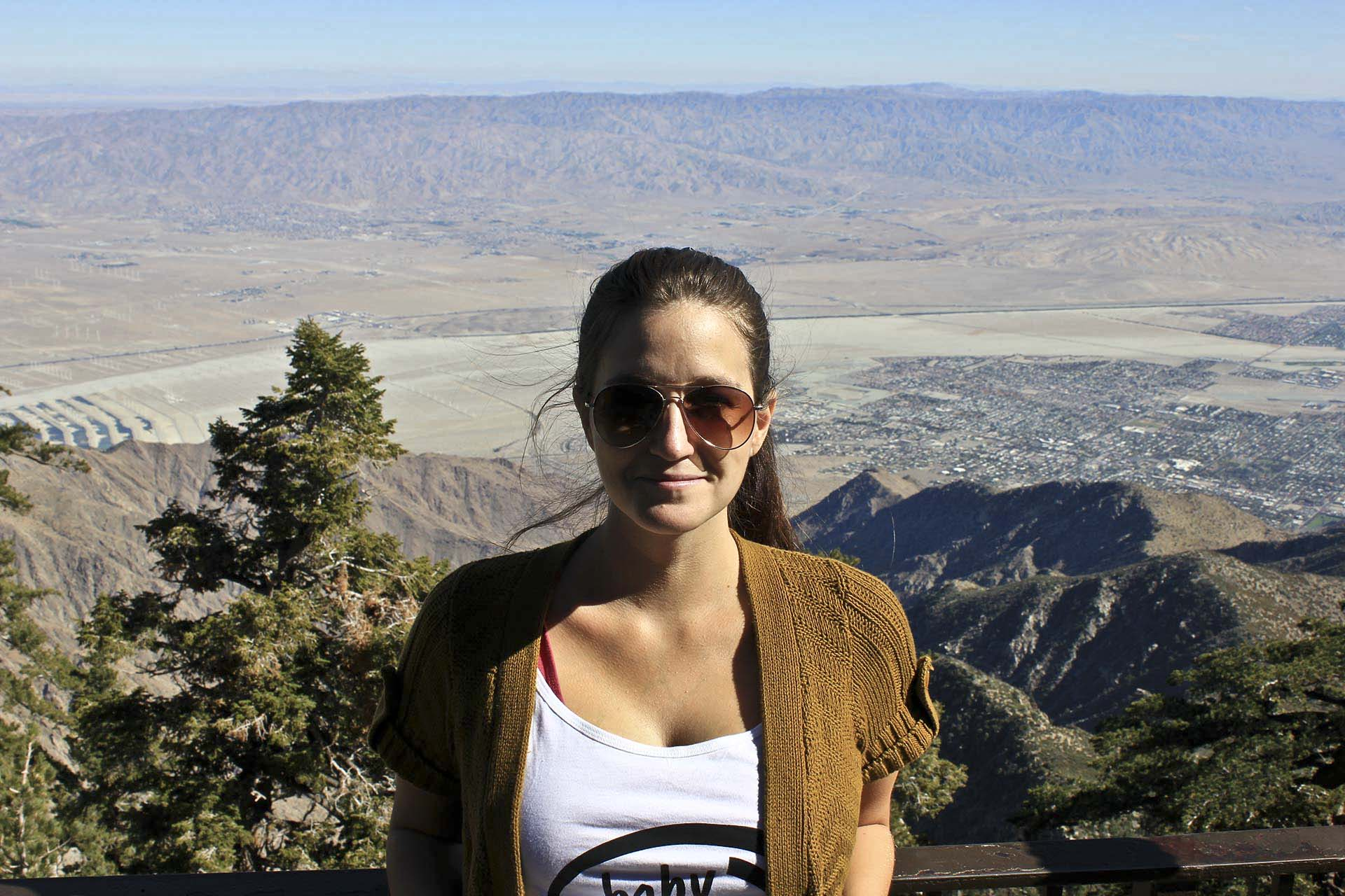 Palm Springs Aerial Tram The Best View Of The Desert