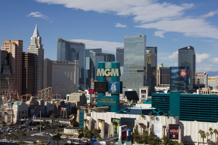 Top 10 favorite cities visited 8 las vegas united for United states of america cities