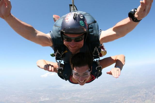 Skydive San Diego | Bucket List Publications