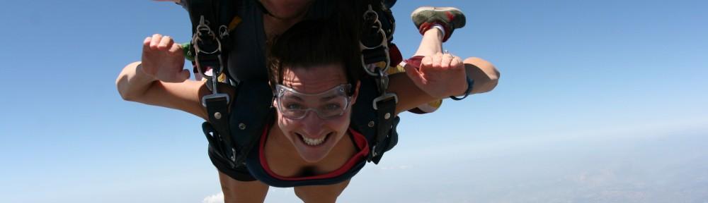 Skydiving Adventure San Diego