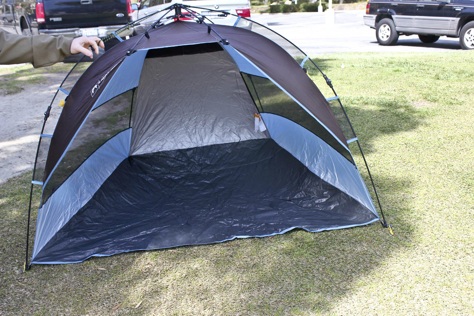 Lightspeed Quick Draw Sun Shelter Giveaway Closed