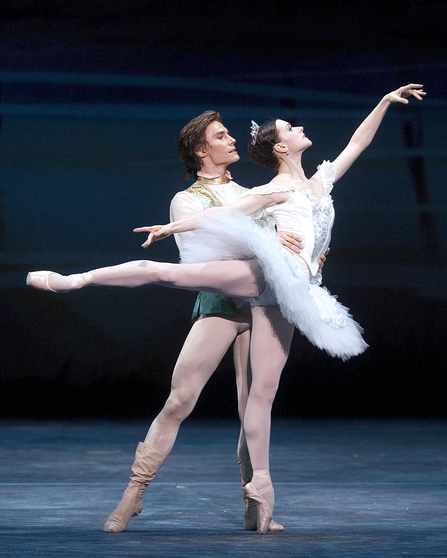 балерины засветились девушка это