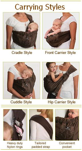 4fed98a6e28 Balboa Baby Adjustable Sling (Preparing For Baby Guide)