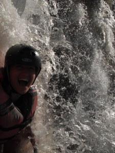 Bucket list whitewater rafting adventure Maine