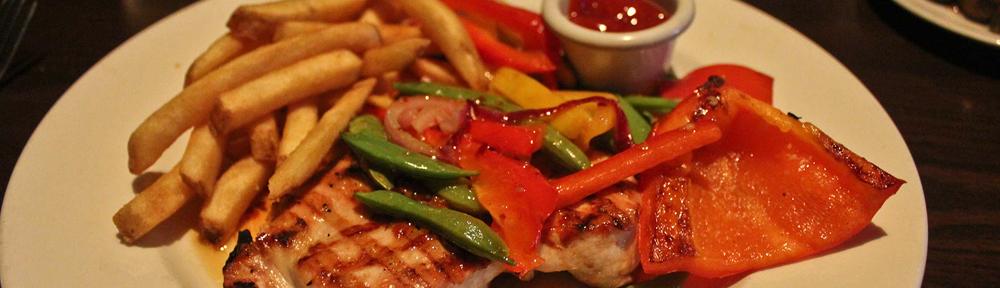 Restaurant Review Moncton The Keg