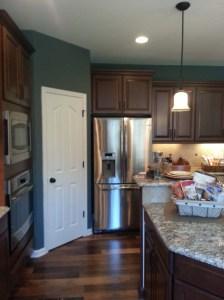 Preston Craftsman Elevation Orleans Homes - Kitchen