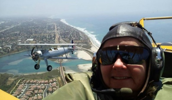 Biplane Fun Adventure Photo Contest Winner