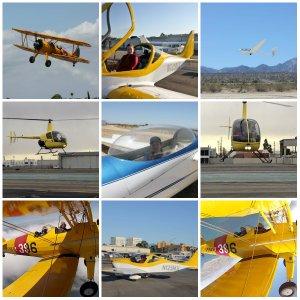 Flight Lessons California