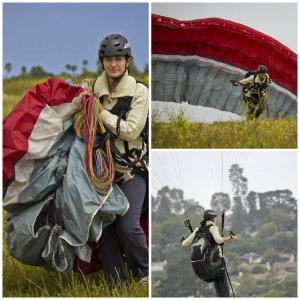 Soar LIke an Eagle Paragliding California