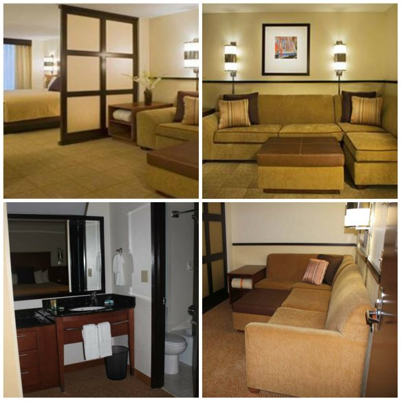 Hyatt Place Atlanta Downtown Room