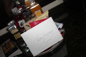 Hyatt Place Atlanta Downtown Welcome Basket