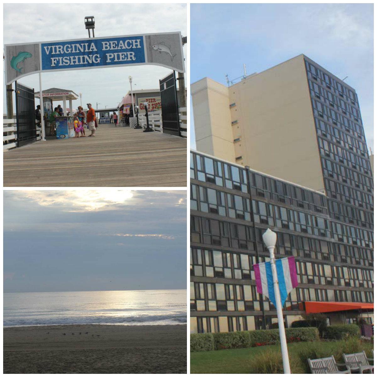 Look At That View! Ocean Sands Resort, Virginia Beach