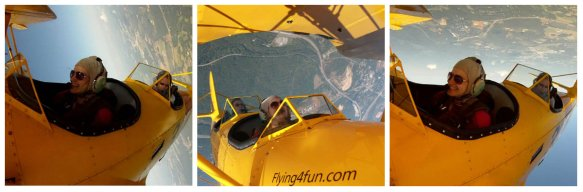 Biplane Flight Atlanta