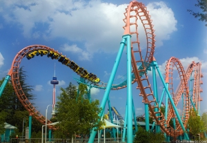 Carowinds Amusement Park