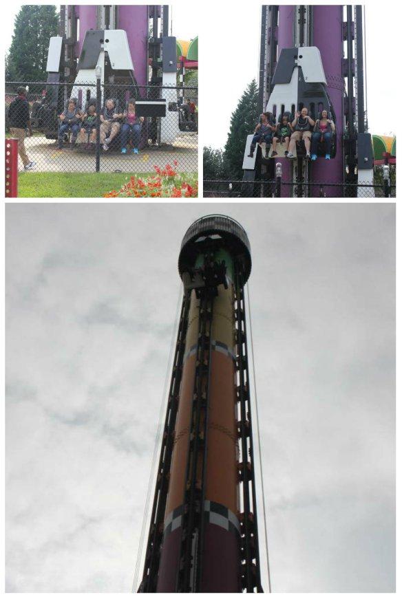 Drop Tower Carowinds