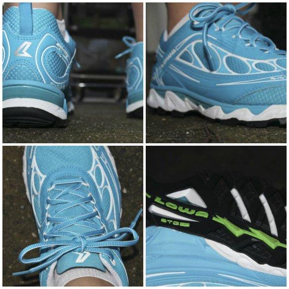 LOWA Trail Runners
