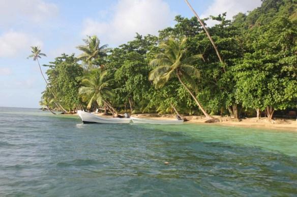 Morning at Matangi, Fiji