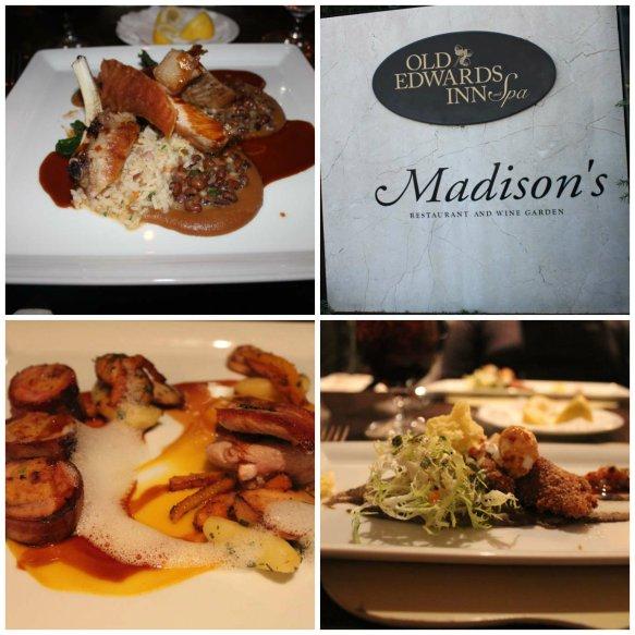Old Edwards Inn - Restaurant