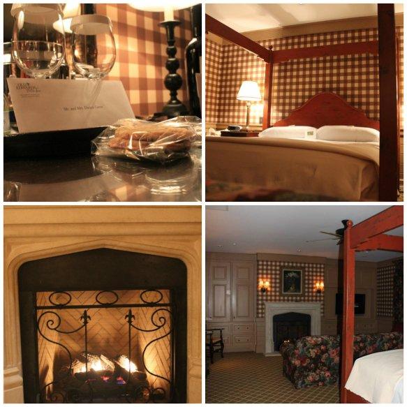 Old Edwards Inn - The Room