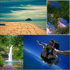 Fiji collage