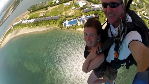 Skydive Fiji