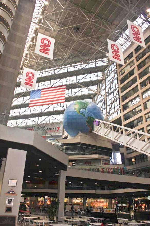 CNN Tour Atlanta