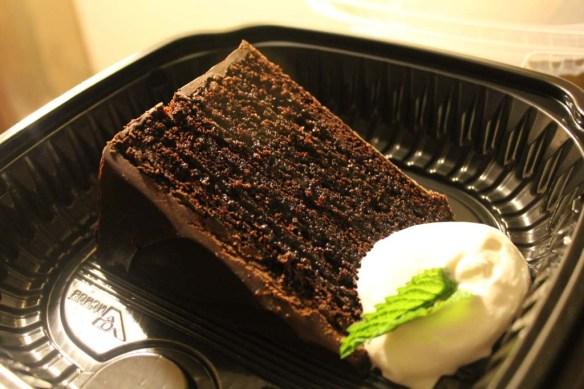 Print Works Bistro Dessert