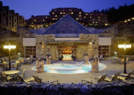 The Spa, Grove Park Inn