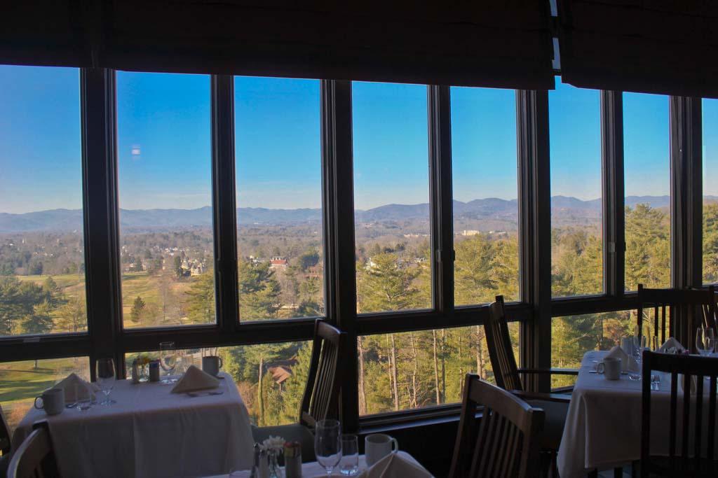 Grove park Inn Dining