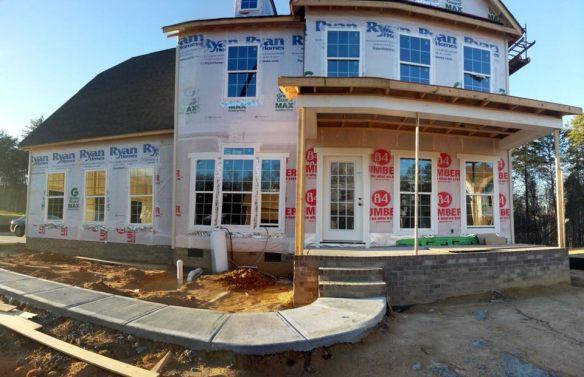 New Home, Charlotte, North Carolina
