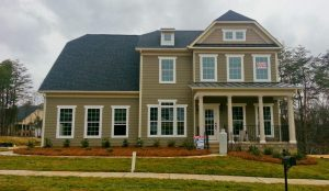 New House, Charlotte, North Carolina