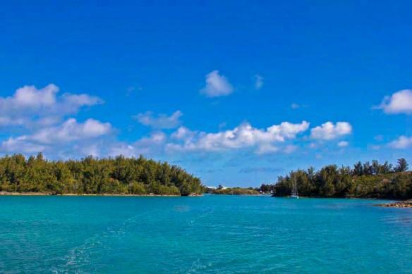M.V. Destiny, Bermuda