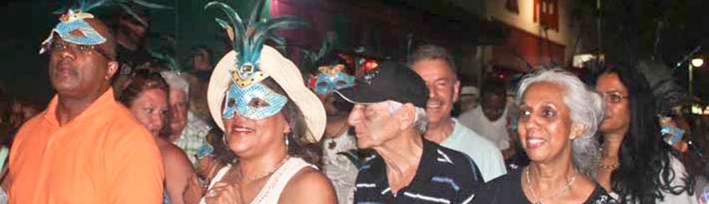 Carubbian-Festival,-Aruba