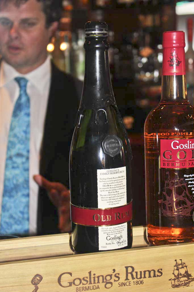 Gosling Distillery Tour