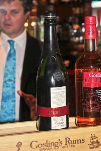 Gosling's Rum, Bermuda