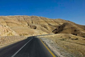 Kings' Highway, Jordan