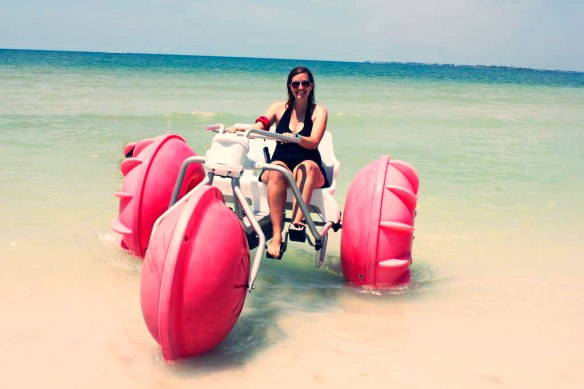 Pink Shell Resort Water Sports