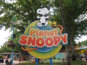 Planet Snoopy Carowinds