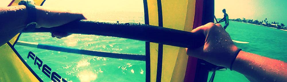Windsurfing-Aruba