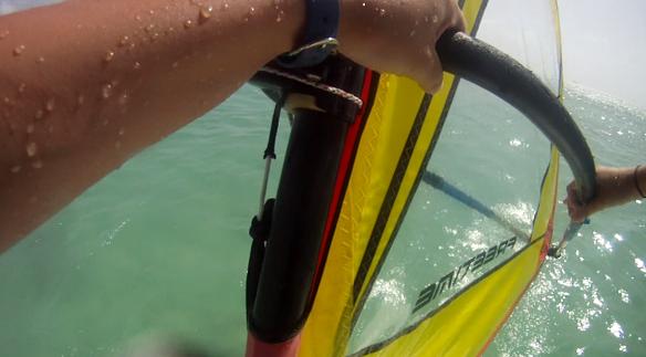 Windsurfing, Aruba