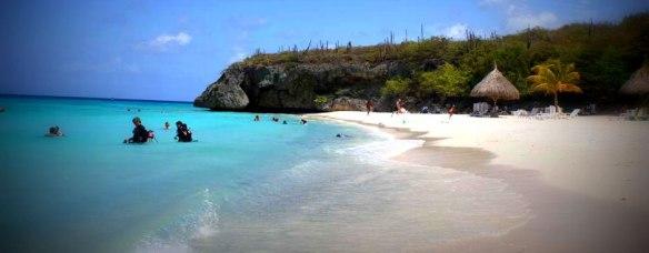 Beach Curqacao