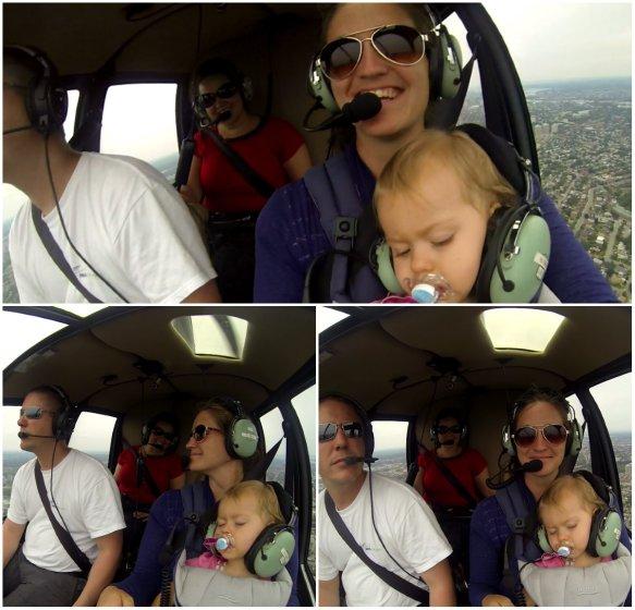 Helicopter Flight Ottawa