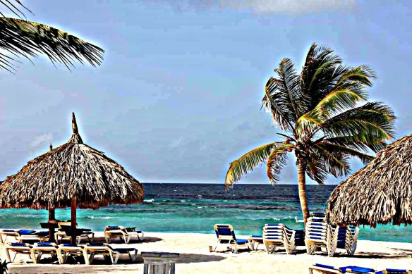 Marriott Beach Curacao
