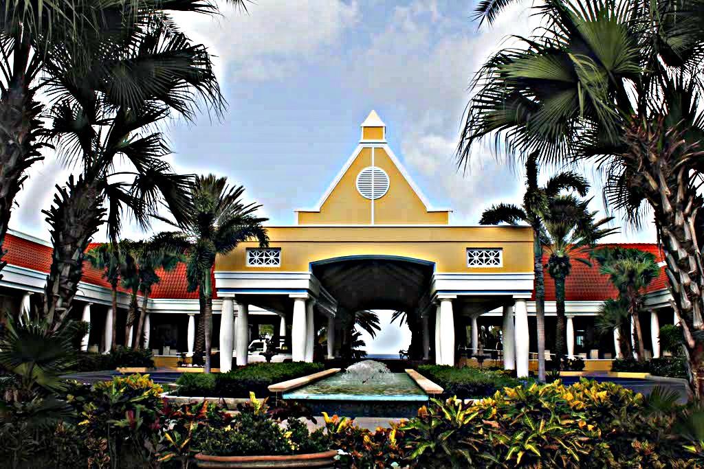 Marriott Beach Resort & Emerald Casino Curacao