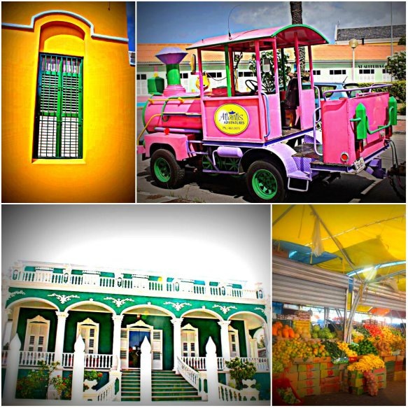 Curacao Trolley Tour
